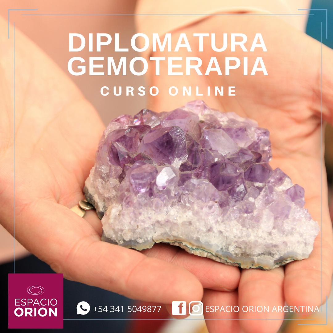 CURSO DE GEMOTARAPIA ONLINE